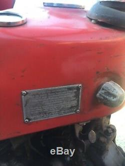 Very Original Massey Ferguson 35X tractor