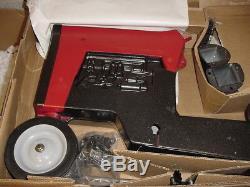 Vintage Massey Ferguson 398 Narrow Front Pedal Tractor ERTL Unassembled NIB
