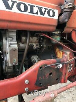 Volvo 430 Tractor (like Massey Ferguson 135)